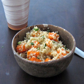 Food & Wine: Quinoa and Sweet Potato Salad