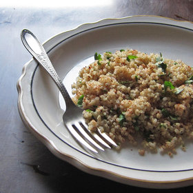 Food & Wine: Spicy Quinoa Pilaf