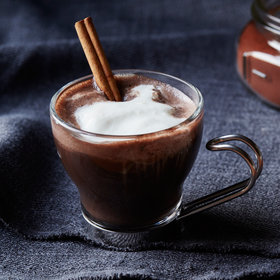 Food & Wine: Homemade Hot Chocolate