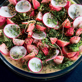 Food & Wine: Honey-Mustard-