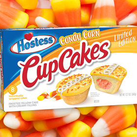 Food & Wine: Hostess Has Candy-Corn Cupcakes (That May Not Taste Like Candy Corn)