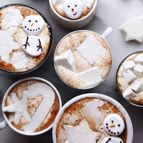 Food & Wine: 12 Gorgeous Hot Chocolate Creations to Make You Feel Warm and Cozy