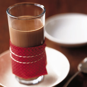 Food & Wine: Hot Chocolate with Máchica