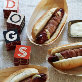 Food & Wine: Hot Dog Melts