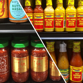 Food & Wine: How I Choose Hot Sauce at My Local Brooklyn Supermarket