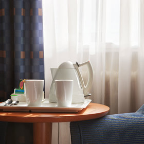 Food & Wine: Here's One Good Reason to Avoid Using the Kettle in Your Hotel Room