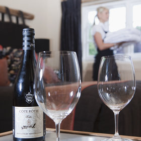 Food & Wine: Your Next Hotel Room Might Offer Wine On Tap
