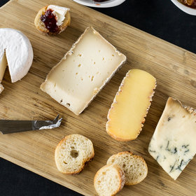 Food & Wine: You're Probably Not Cutting Cheese the Right Way