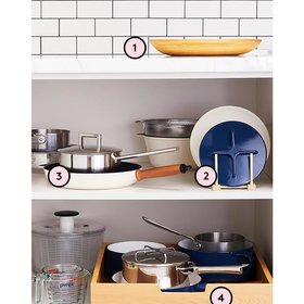 Food & Wine: How to Organize Your Pots and Pans