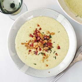 Food & Wine: Potato-Leek Soup Recipes