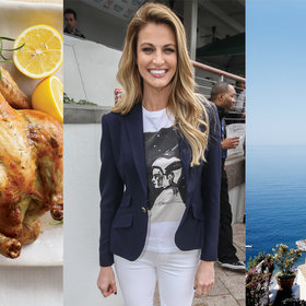 Food & Wine: Erin Andrews on Co-Hosting Dancing with the Stars and Drinking Pinot Grigio with Hockey Players in Italy