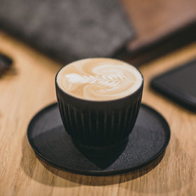 Food & Wine: These Stylish Coffee Cups Are Made from Coffee