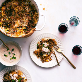 Food & Wine: Hyderabadi Lamb Biryani