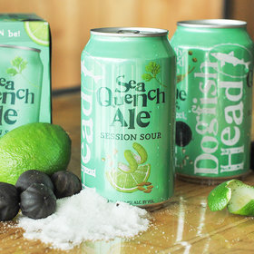 Food & Wine: A New Beer Might Actually Quench Your Thirst
