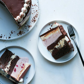 Food & Wine: Ice Cream Birthday Cake