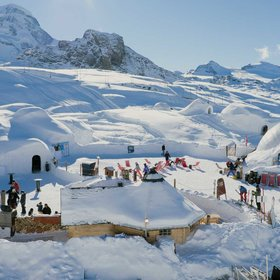 mkgalleryamp; Wine: You Can Build Your Own Igloo at This DIY Ice Hotel