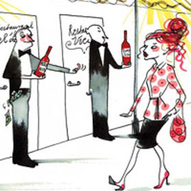 Food & Wine: Why It Pays to Order the House Wine