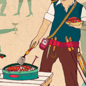Food & Wine: The High-Maintenance Grill: A Love Story