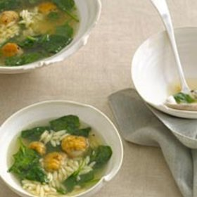 Food & Wine: 5 (Almost) Instant Soups