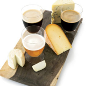Food & Wine: Beer and Cheese