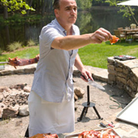 Food & Wine: The Chef, The Pig And The Perfect Summer Party