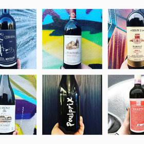Food & Wine: Looking for the Wine List? Check Instagram