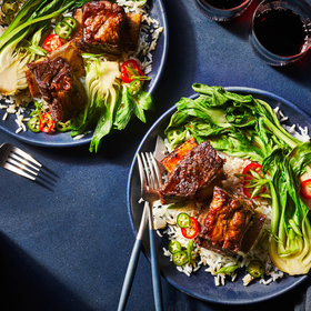 Food & Wine: Instant Pot Red-Cooked Short Ribs