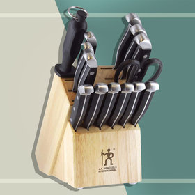 Food & Wine: This Top-Rated J.A. Henckels Knife Set Is an Incredible 76% Off