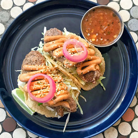 Food & Wine: 8 Super-Unusual Tacos to Eat Right This Second