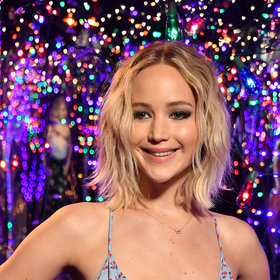 Food & Wine: Jennifer Lawrence Wants to Drink Wine with You