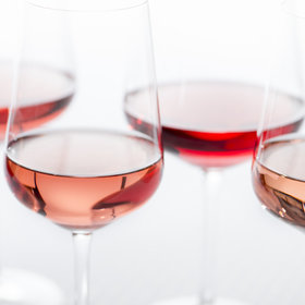 mkgalleryamp; Wine: Why Rosé Is the Best Wine to Drink on a Flight