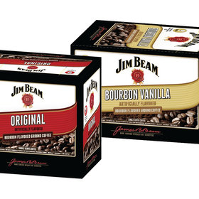 Food & Wine: Need More Whiskey In the Morning? Jim Beam Has the Perfect Coffee For You.