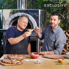 Food & Wine: The Story Behind Jimmy Kimmel and Pizza Legend Chris Bianco's Food-Fueled Friendship