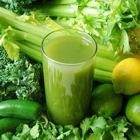 Food & Wine: 7 Ingredients to Add to Your Morning Juice
