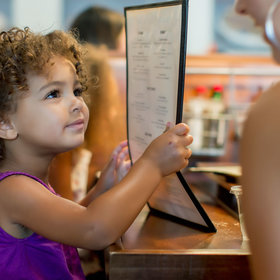 Food & Wine: This Kids' Menu Translates 'I Don't Know' into an Actual Order