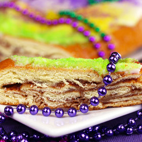 Food & Wine: A Beer Aged on King Cakes Is Here in Time for Mardi Gras