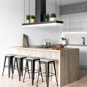 Food & Wine: This Is Now the Most Popular Feature in Kitchen Remodels