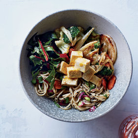 Food & Wine: Kitchen-Sink Soba Noodles