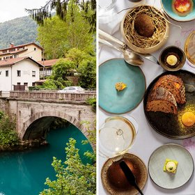 Food & Wine: Slovenia's Soča Valley Has Hiking, River Rafting, Skiing, and One of the Best Tasting Menus in the World