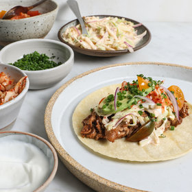 Food & Wine: Korean-Mexican Tacos