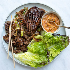 Food & Wine: Korean-Style Short Ribs