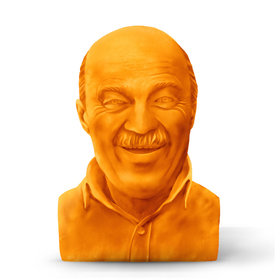 mkgalleryamp; Wine: Get a Cheese Sculpture of Your Dad for a Great Cause This Father's Day