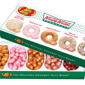 Food & Wine: Krispy Kreme Jelly Beans Are On the Way