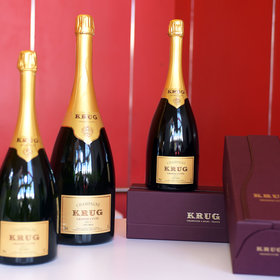 Food & Wine: Krug CEO Says Don't Drink Champagne from a Flute [Video]