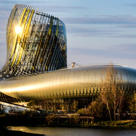 Food & Wine: Bordeaux's Extraordinary New Cité du Vin