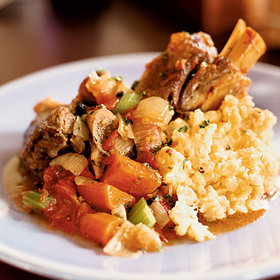 Food & Wine: Lamb Shanks, Osso Buco-Style