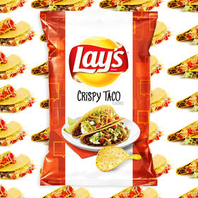 Food & Wine: Crispy Taco Wins Lay's 'Do Us a Flavor' Contest