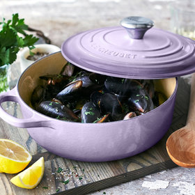 Food & Wine: Le Creuset Just Launched a Pretty New Color Sold Exclusively at Sur la Table