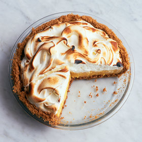 mkgalleryamp; Wine: Lemon Meringue Pie