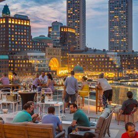 Food & Wine: The Best Fall Rooftop Bars for When You Just Can't Let Go of Summer